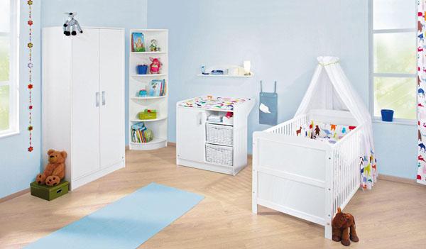 выбираем краску для детской комнаты