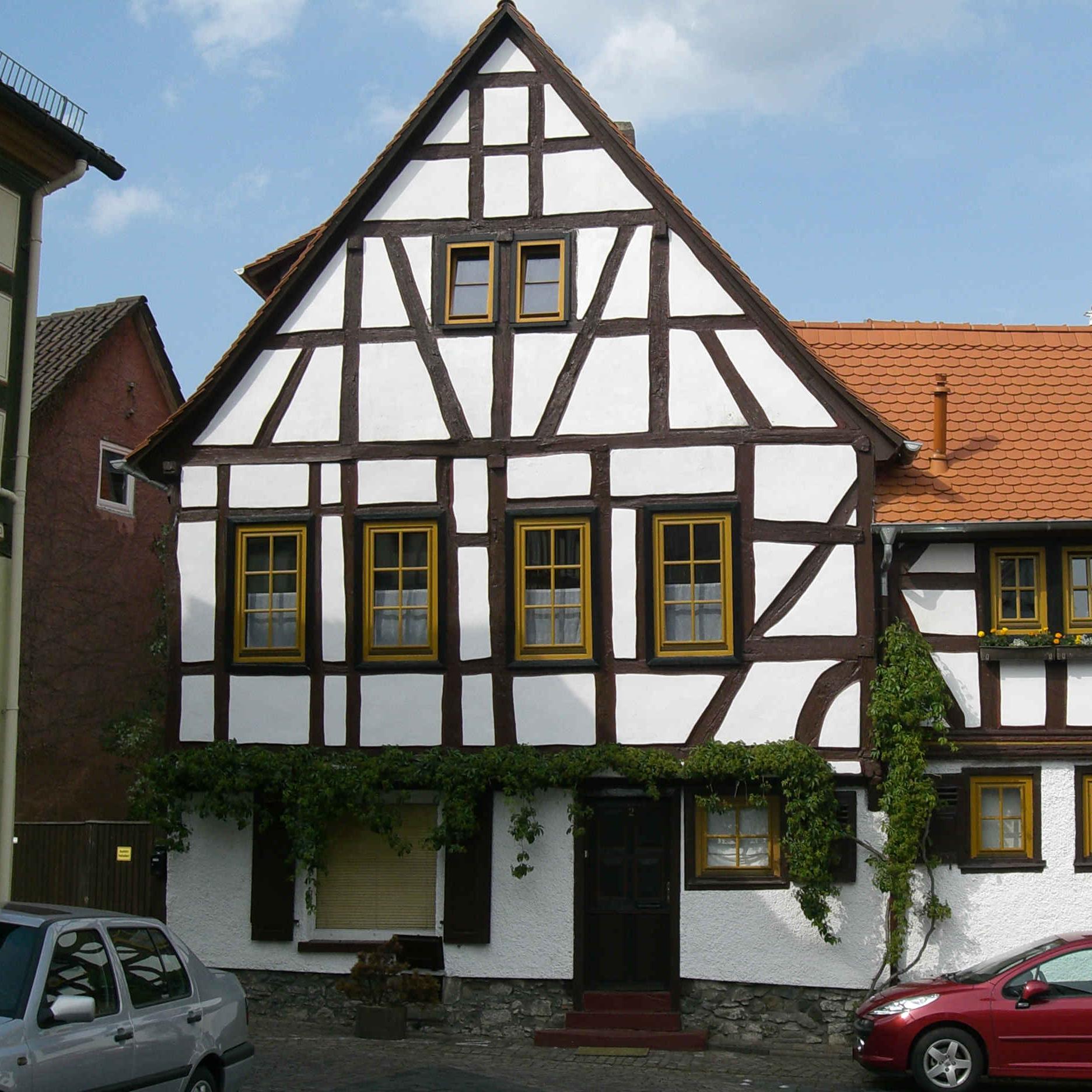 фасад в немецком стиле фото